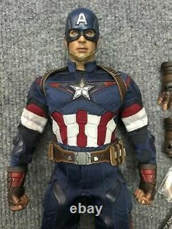 1/6 Hot Toys MMS281 Captain America Avengers Age of Ultron Action Figure