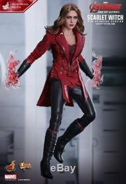1/6 Hot Toys MMS357 Age of Ultron Scarlet Witch New Avengers Version FREE SHIP