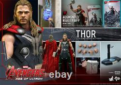 1/6 Hot Toys MMS 306 Avengers Age of Ultron AOU Thor New Sealed Shipper