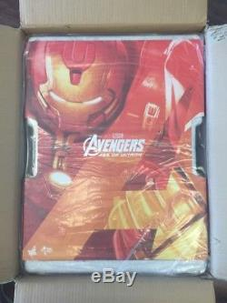 1/6 Hot Toys Marvel Avengers Age Of Ultron AOU HulkBuster MMS285 Figure New