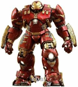 1/6 Hot Toys Mms285 Avengers Age Of Ultron Hulkbuster Misb In Brown Shipper