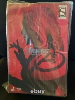 1/6 Hot Toys Scarlet Witch Avengers Age Of Ultron MMS 357 EXCLUSIVE WandaVision