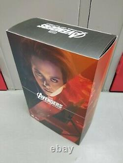 1/6 Scale Hottoys MMS288 Black Widow Marvel Avengers Age of Ultron