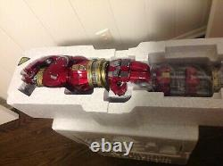 1/6 scale hot toys Avengers Age of Ultron hulkbuster deluxe edition