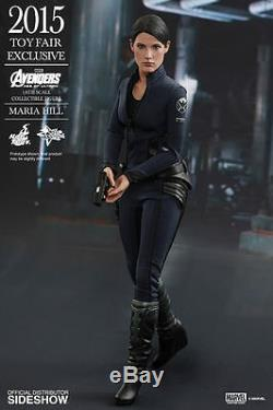 AVENGERS AGE of ULTRON MARIA HILL 1/6 Action Figure 12 HOT TOYS