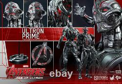 AVENGERS AGE of ULTRON ULTRON PRIME 1/6 Action Figure 12 HOT TOYS
