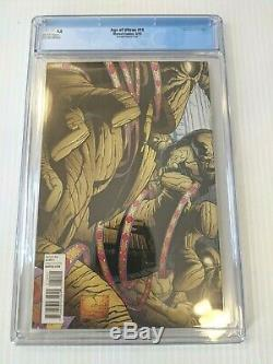 Age of Ultron #10 150 variant CGC 9.8 1st Angela in Marvel Avengers GOTG NM/M