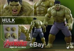 Avengers 2 Age of Ultron Hulk Deluxe 16 Scale Action Figure-HOTMMS286