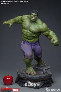 Avengers Age Of Ultron Hulk Maquette Statue 1/4 Sideshow Marvel