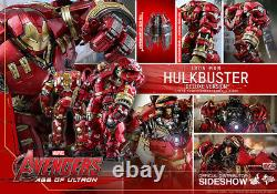 Avengers Age Of Ultron Movie Masterpiece 1/6 Scale Hulkbuster Deluxe Hot Toys