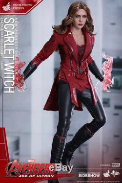 Avengers Age of Ultron 11 Inch MMS Scarlet Witch New Avengers Ver. Hot Toys