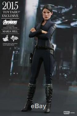 Avengers Age of Ultron 12 Inch Figure MMS Maria Hill Toy Fair 2015 Hot Toys