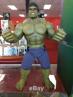 Avengers Age of Ultron Deluxe Hulk. 1/6 Scale Hot Toys
