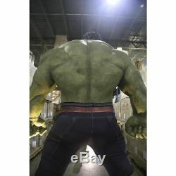 Avengers Age of Ultron Hulk Life Size Statue 11 Scale Toys Asia