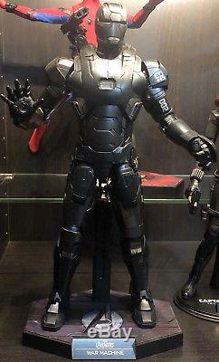 Avengers Age of Ultron War Machine Mark II (2) 1/6th Scale Die-Cast Hot Toys