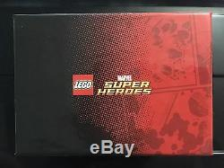 Comic Con SDCC 2015 LEGO Exclusive MARVEL AVENGERS AGE OF ULTRON THRONE RARE LE