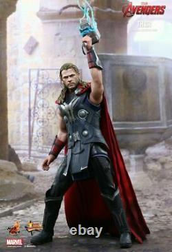 Dhl 1/6 Hot Toys Mms306 Marvel Avengers Age Of Ultron Thor Odinson Action Figure