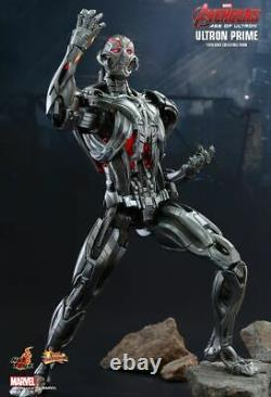 Dhl Express Hot Toys 1/6 Marvel Avengers Mms284 Ultron Prime Action Figure