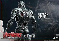 Dhl Express Hot Toys 1/6 The Avengers Mms284 Ultron Prime 16 Action Figure
