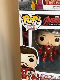 Funko Pop! Marvel AvengersAge of Ultron Set/Lot Of 18 Including Exclusives