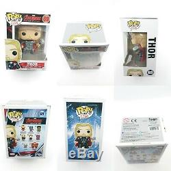 Funko Pop Marvel Avengers Age of Ultron Lot (11) with Exclusives and Free Mask