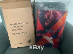 HOT TOYS Age Of Ultron 16 CAPTAIN AMERICA MMS281