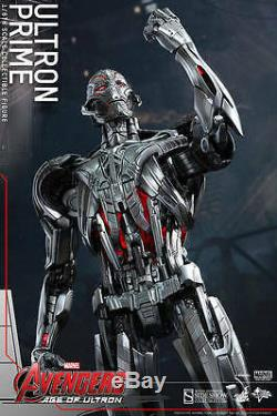 HOT TOYS Avengers Age Ultron ULTRON PRIME 16 1/6 Scale Figure Marvel Iron Man