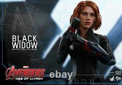 HOT TOYS BLACK WIDOW MMS288 AVENGERS 2 AGE OF ULTRON 1/6 Figure SEALED MAILER