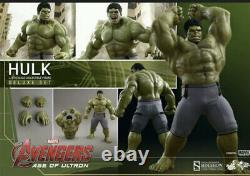 HOT TOYS MMS287 AVENGERS AGE OF ULTRON HULK DELUXE 1/6 SCALE FIGURE 17 INCH Rare