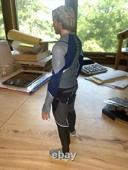 HOT TOYS MMS302 Avengers 2 Age of Ultron Quicksilver 1/6 Sixth Figure Loose