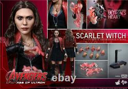 HT 1/6 MMS301 Avengers Age of Ultron Scarlet Witch 12 Action Figure In Stock
