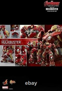 HULKBUSTER 1/6TH Scale Figure MMS285 AVENGERS AGE OF ULTRON HOT TOYS