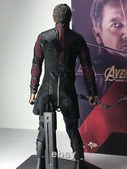 Hawkeye Hot Toys MMS289- 1/6 Figure Avengers The Age of Ultron Marvel