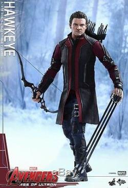 Hawkeye The Avengers Age of Ultron Marvel MMS289 12 Figur Hot Toys