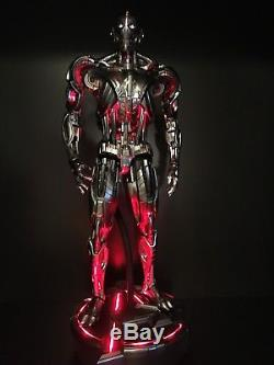 HotToys Ultron Prime MMS284 Avengers Age Of Ultron 1/6 Action Figure US seller