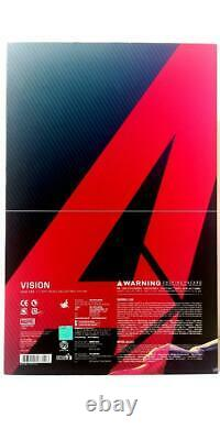 Hot Toys 1/6 Avengers Age Of Ultron Vision MMS 296