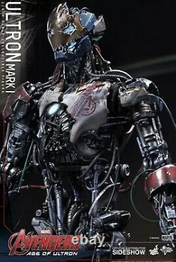 Hot Toys 1/6 Avengers Age of ULTRON MARK I (1) 12 Action Figure Scale MMS292