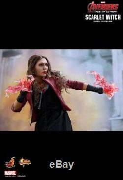 Hot Toys 1/6 Avengers Age of Ultron AoU Scarlet Witch MMS301