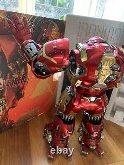 Hot Toys 1/6 Avengers Age of Ultron HULKBUSTER MMS510 Main Body Only(No Defect)