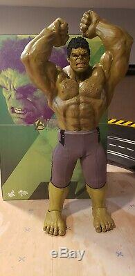 Hot Toys 1/6 Avengers Age of Ultron Hulk Deluxe Version MMS287