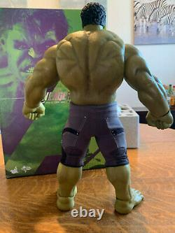 Hot Toys 1/6 Avengers Age of Ultron Hulk MMS 287 USED SEE DESCRIPTION
