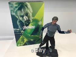 Hot Toys 1/6 Avengers Age of Ultron Quick Silver MMS302