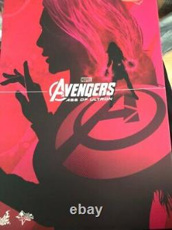 Hot Toys 1/6 Avengers Age of Ultron Scarlet Witch New Avengers Ver. MMS357