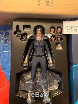 Hot Toys 1/6 Avengers Maria Hill MMS305 figure Exclusive Age Of Ultron Figure