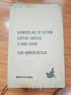 Hot Toys 1/6 Captain America- Avengers Age Of Ultron MMS 281