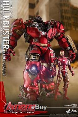 Hot Toys 1/6 Hulkbuster (Deluxe Version) Figure Avengers Age of Ultron MMS510