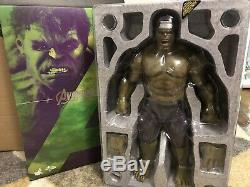 Hot Toys 1/6 MMS286 Avengers Age of Ultron Hulk Excellent Condition