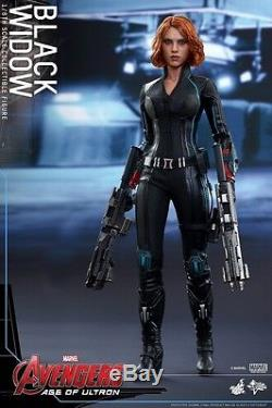 Hot Toys 1/6 MMS288 Avengers Age of Ultron Black Widow