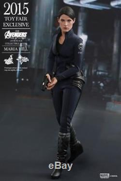 Hot Toys 1/6 MMS305 Avengers Age of Ultron AOU Maria Hill Action Figure