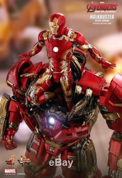 Hot Toys 1/6 MMS510 Avengers Age of Ultron Hulkbuster (Deluxe Version)
